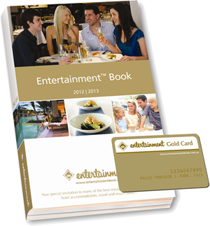 Adelaide Entertainment Book