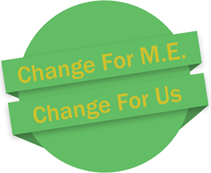 Change For M.E. Change For Us