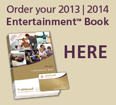 Entertainment Book 2013-2014