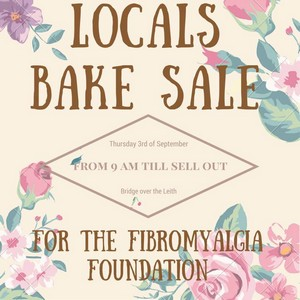 Fibromyalgia Foundation Bake Sale