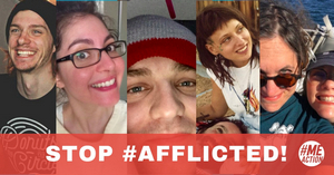 Stop #Afflicted!