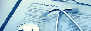 Patient Medical History form